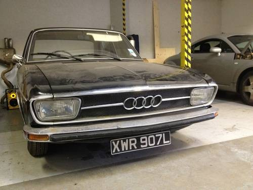 For Sale Audi LS Restoration Project Classic Cars HQ - Audi 100 ls for sale