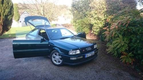 For Sale Audi S2 Coupe ABY 1995 | Clic Cars HQ.