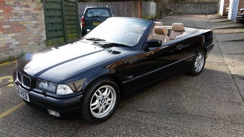 for sale bmw e36 328i convertible 1996 classic cars hq. Black Bedroom Furniture Sets. Home Design Ideas