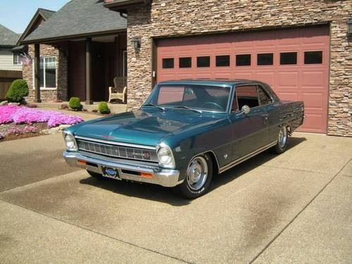 for sale 1966 chevy nova or 31 900 classic cars hq. Black Bedroom Furniture Sets. Home Design Ideas