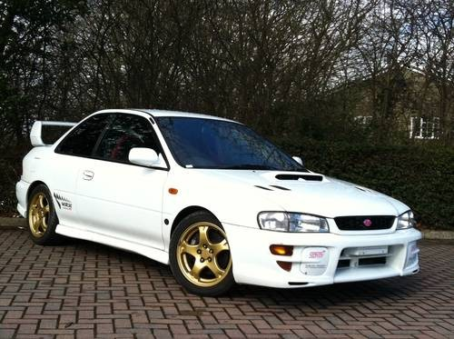 For Sale Subaru Impreza 2.0 WRX STi Type-R V5 (Fresh Import) (1999 ...