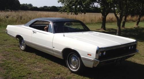 For Sale Dodge Monaco 2 Door Coupe V8 (1969)   Classic Cars HQ