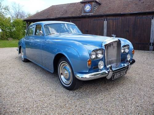 for sale 1965 bentley s3 continental classic cars hq. Black Bedroom Furniture Sets. Home Design Ideas