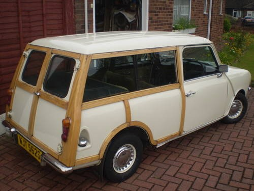 For Sale Mini Clubman Estate For Sale 1978 Classic Cars Hq
