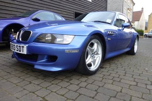 For Sale 1999 Bmw Z3m Coupe Classic Cars Hq
