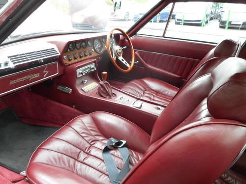 For Sale Lamborghini Islero Gts 1969 Classic Cars Hq