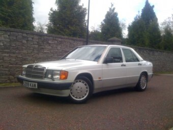 For sale mercedes benz 190e 2 0l sportline 1990 for Mercedes benz northern blvd