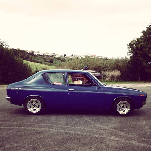 For Sale – Datsun 100A /F2 Rare coupe model (1978 ...