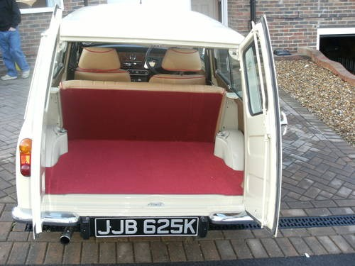 For Sale Mini Clubman Estate 1972 Classic Cars Hq