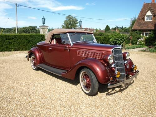 For Sale – Ford V8 Roadster Flathead Dickie Seats Immaculate
