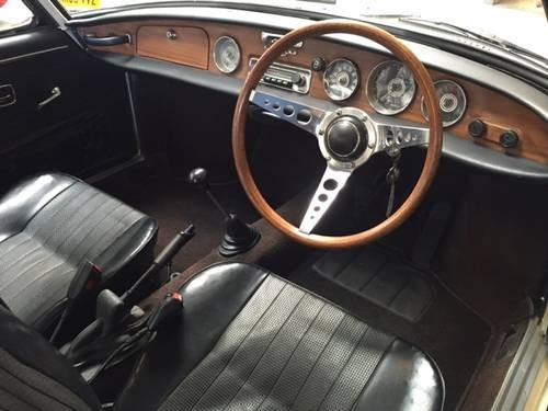 For Sale Karmann Ghia Type 34 Rhd 1968 Classic Cars Hq