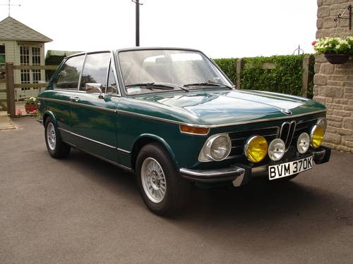 for sale bmw 2002tii touring 1972 classic cars hq. Black Bedroom Furniture Sets. Home Design Ideas