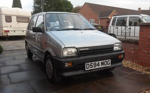 For Sale – Daihatsu Domino 850cc (1986) | Classic Cars HQ