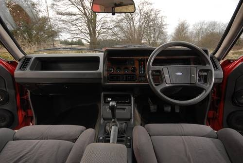 For Sale Ford Granada 2 8 Injection Sport 1982