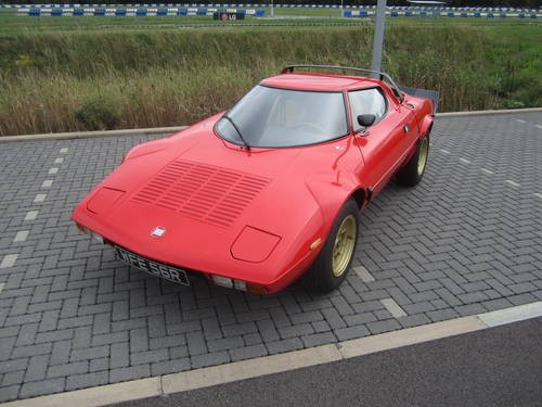 For Sale 1976 Lancia Stratos Hf Classic Cars Hq