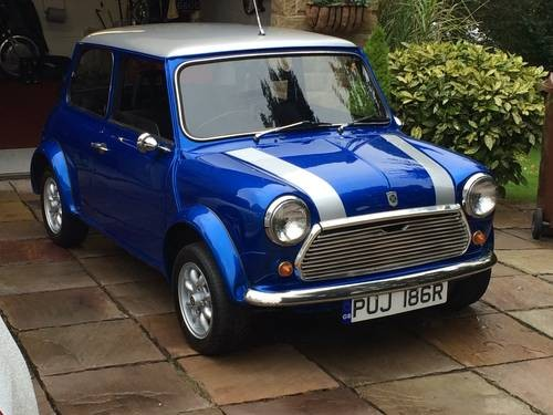 for sale mini 1000 full restoration from bare shell 1976 classic cars hq. Black Bedroom Furniture Sets. Home Design Ideas