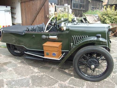 for sale morgan 3 wheeler with brough engine 1930 classic cars hq. Black Bedroom Furniture Sets. Home Design Ideas