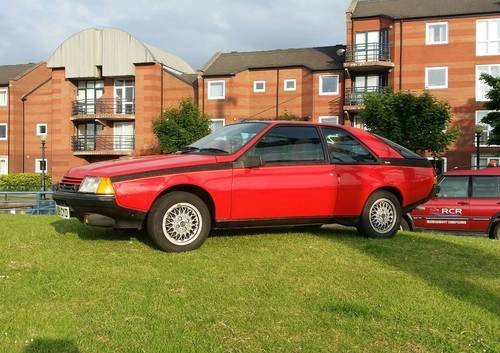 Renault fuego for sale