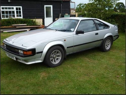 for sale toyota celica supra 1985 classic cars hq. Black Bedroom Furniture Sets. Home Design Ideas