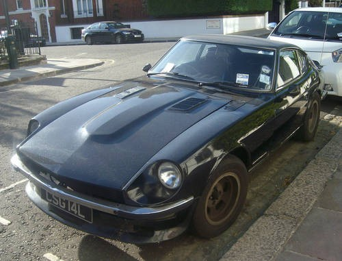 For Sale - 1973 Datsun 240z | Classic Cars HQ.