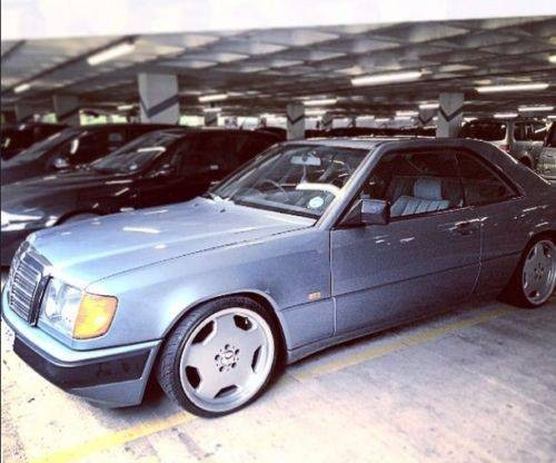 For sale mercedes benz w124 230ce rare manual 1988 for Mercedes benz w124 for sale
