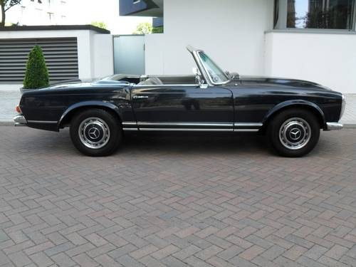 For sale mercedes benz 280sl pagoda 1968 classic for Mercedes benz 1968 for sale