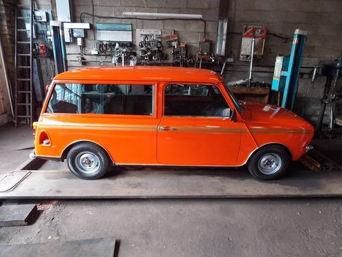 For Sale Mini Clubman Estate 1979 Classic Cars Hq