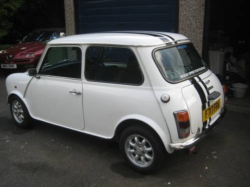 For Sale Mini Designer Excellent Condition 1988