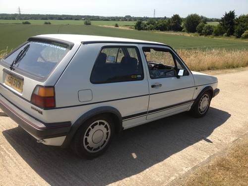 for sale vw mk2 golf gti rare a reg gti type 19 1984 classic cars hq. Black Bedroom Furniture Sets. Home Design Ideas