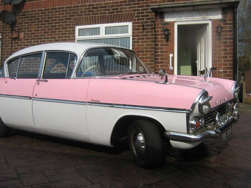 for sale vauxhall cresta 3 windowed pa 1958 classic cars hq. Black Bedroom Furniture Sets. Home Design Ideas