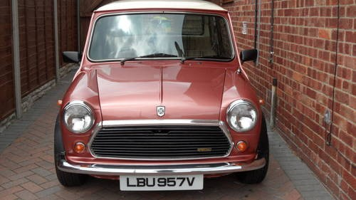 For Sale Austin Mini 1100 Special 1980 Classic Cars Hq