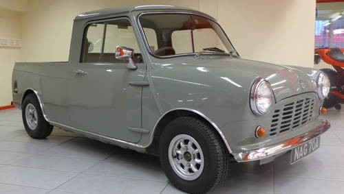 For Sale Austin Mini Pickup 1962 Classic Cars Hq