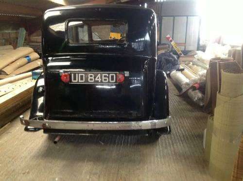 For Sale  Austin 186 York 1937  Classic Cars HQ