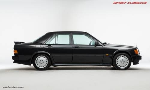 For sale mercedes 190 cosworth 2 3 16v 1987 classic for Mercedes benz 190e cosworth for sale