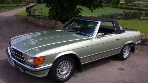 For sale mercedes benz sl350 1972 beautiful example for Mercedes benz sl350 for sale