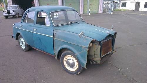 For Sale – 2 X Wolseley 1500's Projects (1960) | Classic Cars HQ