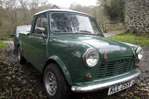 Pickup For Sale Classic Mini Pickup For Sale