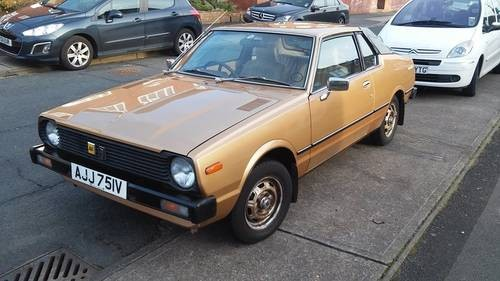 For Sale Datsun Cherry Gl Coupe 1980 Classic Cars Hq