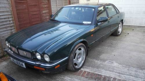 for sale jaguar xjr 6 supercharged spares or repair 1995 classic cars hq. Black Bedroom Furniture Sets. Home Design Ideas