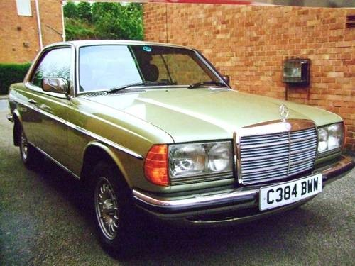 For sale mercedes benz 280ce w123 1985 classic cars hq for Mercedes benz w123 for sale