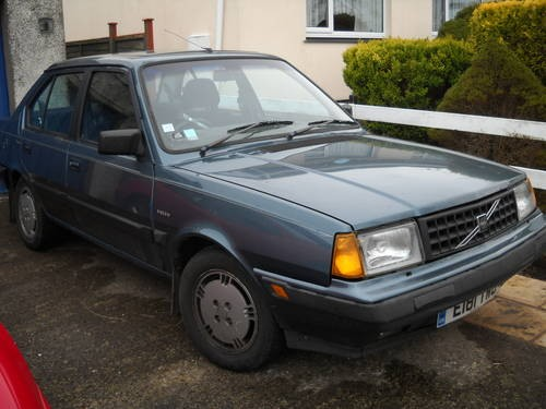 Volvo 360 glt for sale