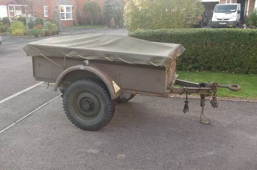 for sale willys jeep 15600 and trailer 900 1944 classic cars hq. Black Bedroom Furniture Sets. Home Design Ideas