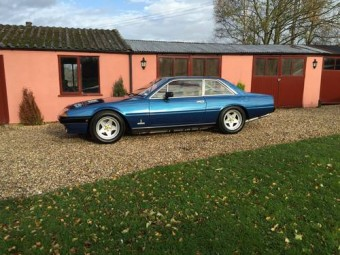 for sale ferrari 400i gt manual one of only 28 1981 classic cars hq. Black Bedroom Furniture Sets. Home Design Ideas