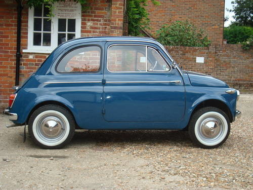 For Sale Fiat 500 N Convertible 1959 Classic Cars Hq