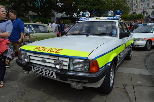Police Cars For Sale >> For Sale Ford Granada Mk2 Essex Police Car 2 8 V6 L K 1984