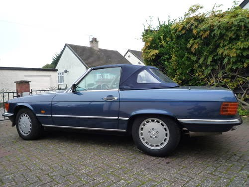 For Sale Mercedes Benz 420sl 1986 Electric Hood Classic