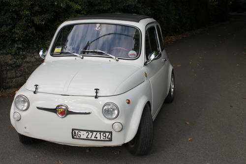For Sale Vintage Fiat 500 Abarth 1970 Classic Cars Hq