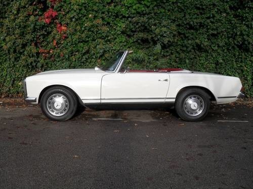 For Sale Mercedes Benz 250 Sl Pagoda 1957 Classic