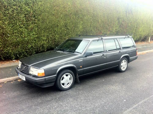for sale volvo 740 turbo estate manual 1 of 51 left 1989 rh classiccarshq co uk 1990 Volvo 740 1990 Volvo 740