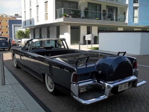 for sale lincoln continental jfk presidential limousine recreation 1963 classic cars hq. Black Bedroom Furniture Sets. Home Design Ideas